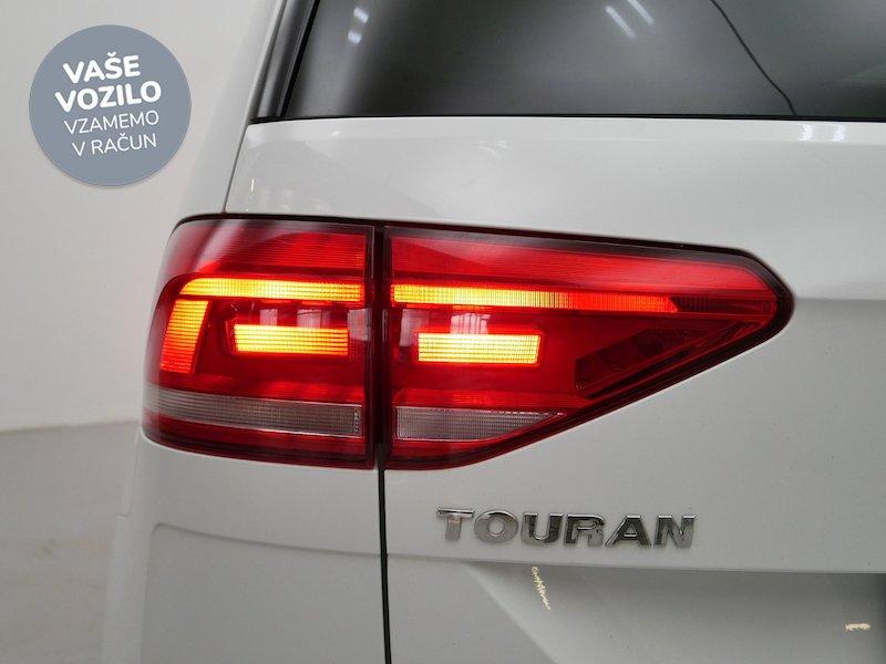 Volkswagen Touran 1.6 TDI BMT Comfortline - SLOVENSKO VOZILO18