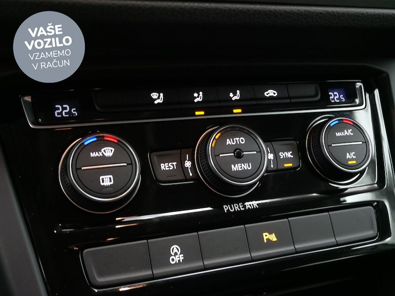 Volkswagen Touran 1.6 TDI BMT Comfortline - SLOVENSKO VOZILO20