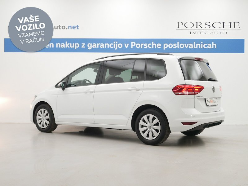 Volkswagen Touran 1.6 TDI BMT Comfortline - SLOVENSKO VOZILO5