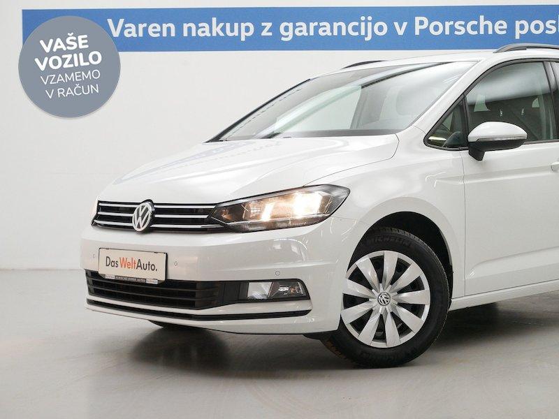 Volkswagen Touran 1.6 TDI BMT Comfortline - SLOVENSKO VOZILO6