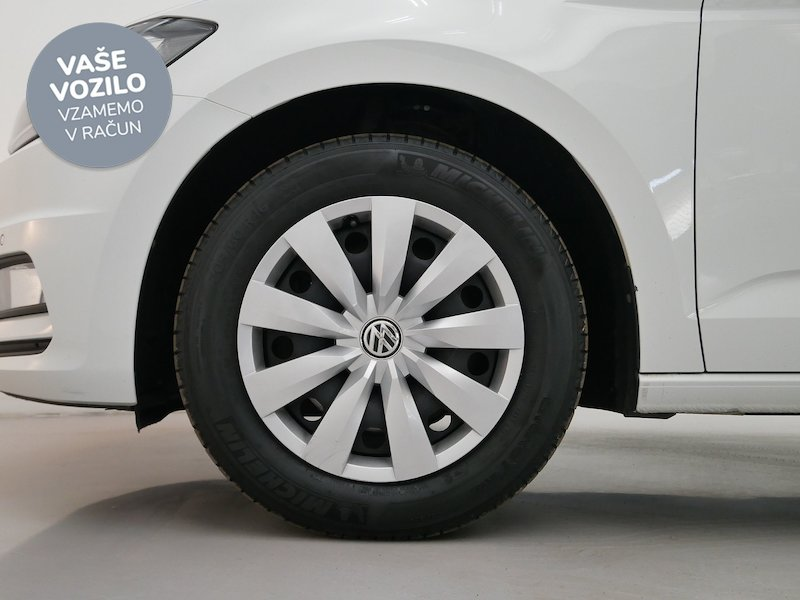 Volkswagen Touran 1.6 TDI BMT Comfortline - SLOVENSKO VOZILO7