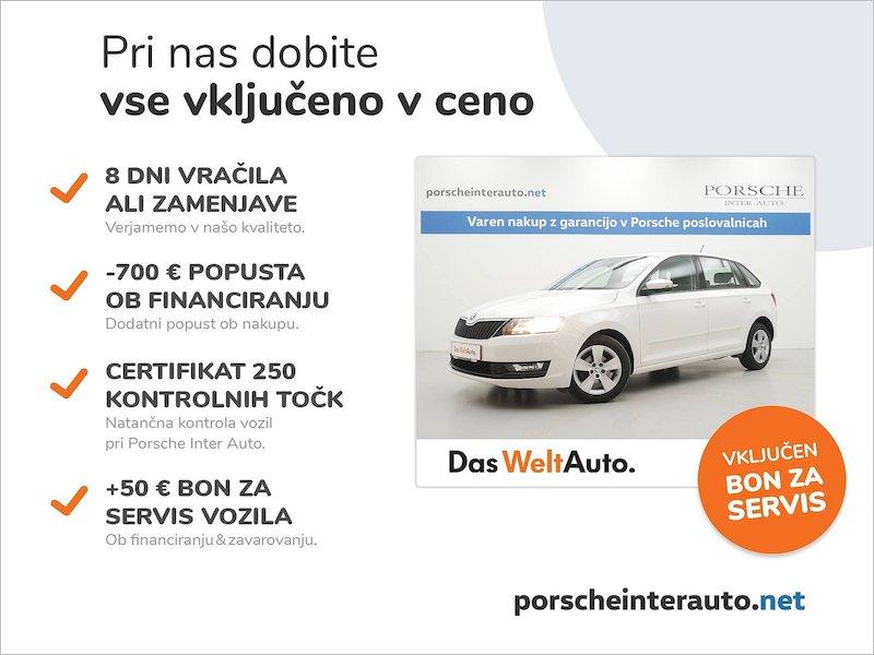 Škoda Rapid Spaceback 1.4 TDI Ambition2