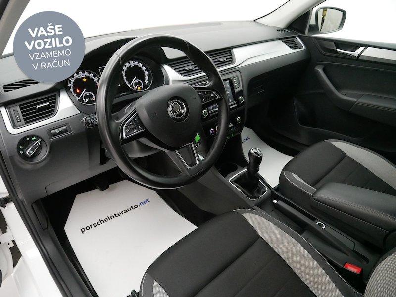 Škoda Rapid Spaceback 1.4 TDI Ambition11