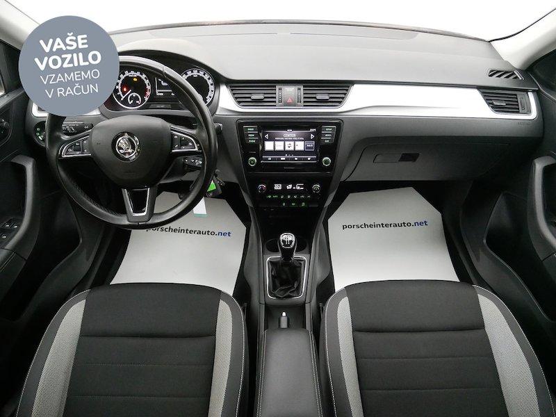 Škoda Rapid Spaceback 1.4 TDI Ambition13