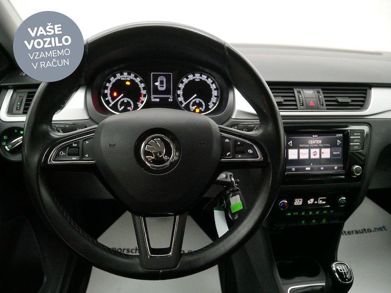 Škoda Rapid Spaceback 1.4 TDI Ambition14