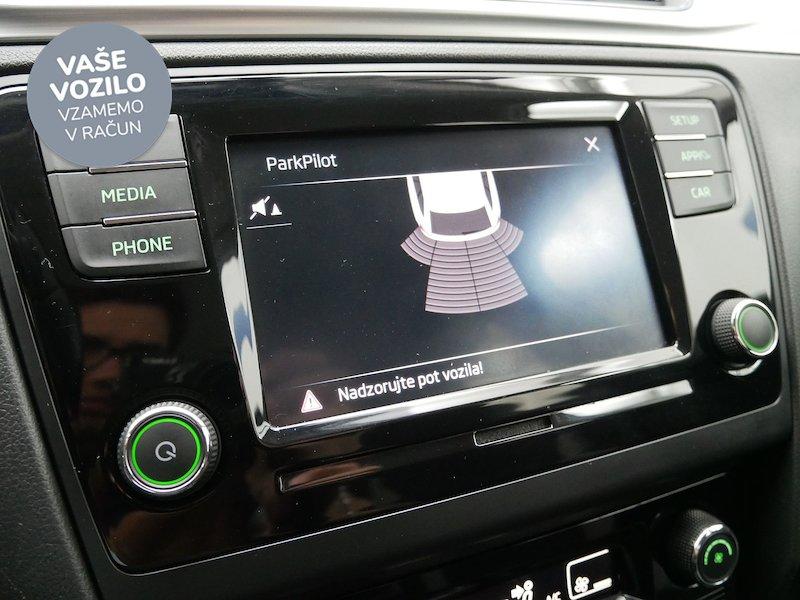Škoda Rapid Spaceback 1.4 TDI Ambition17