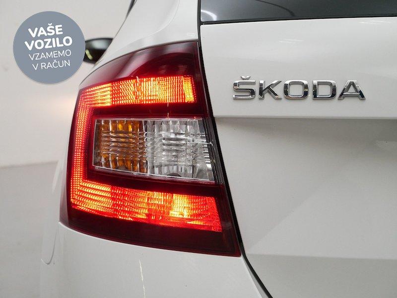 Škoda Rapid Spaceback 1.4 TDI Ambition18