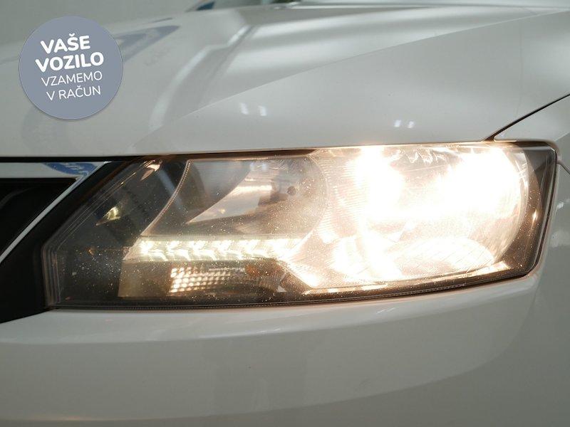 Škoda Rapid Spaceback 1.4 TDI Ambition19
