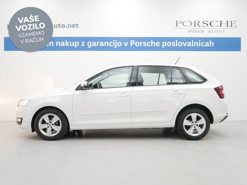 Škoda Rapid Spaceback 1.4 TDI Ambition4