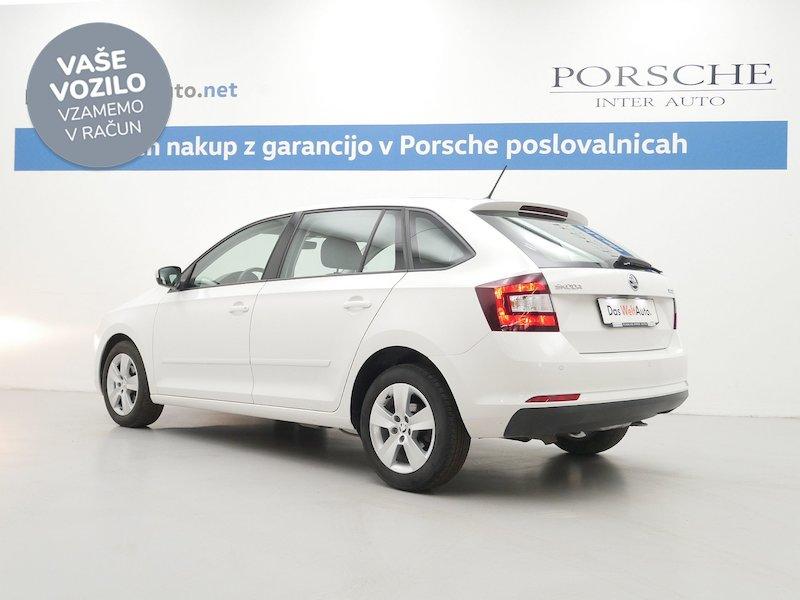 Škoda Rapid Spaceback 1.4 TDI Ambition5