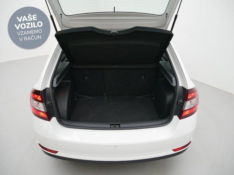 Škoda Rapid Spaceback 1.4 TDI Ambition10