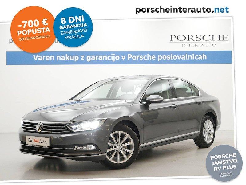 Volkswagen Passat 2.0 TDI BMT Highline DSG - SLOVENSKO VOZILO1