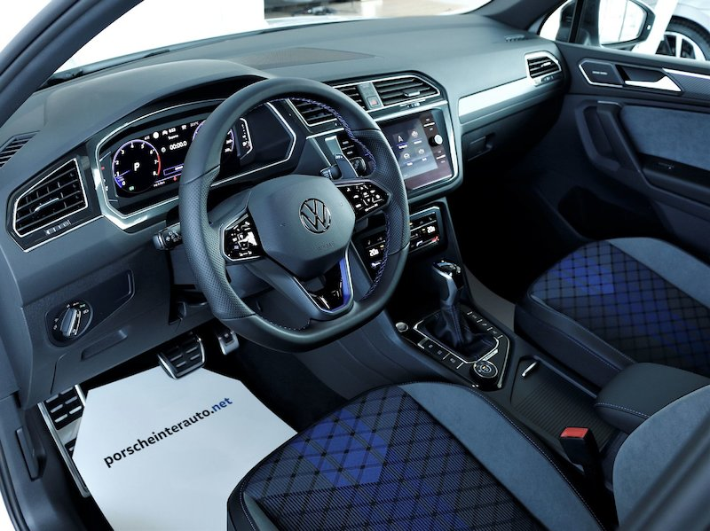Volkswagen Tiguan 4motion 2.0 TSI BMT R DSG9