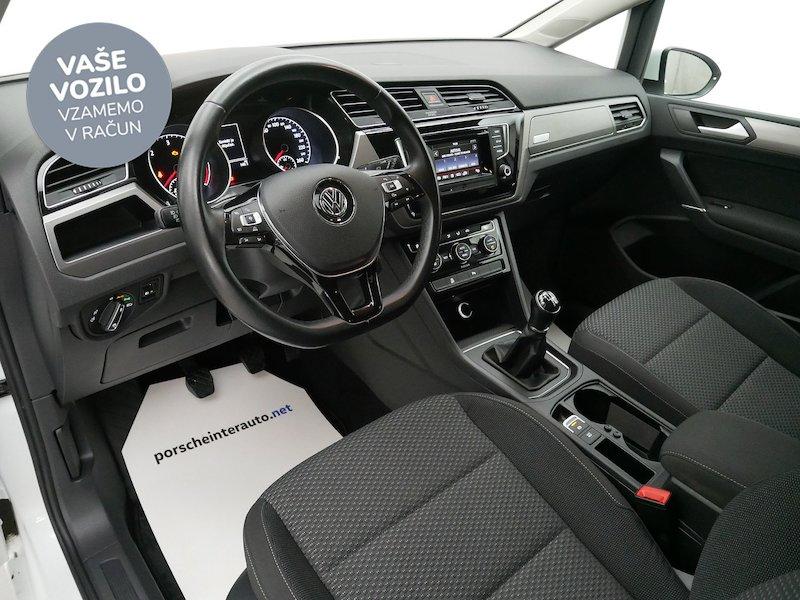 Volkswagen Touran 1.6 TDI BMT Comfortline - SLOVENSKO VOZILO11