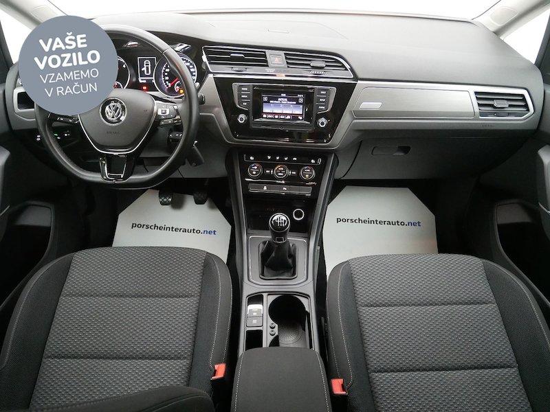 Volkswagen Touran 1.6 TDI BMT Comfortline - SLOVENSKO VOZILO13