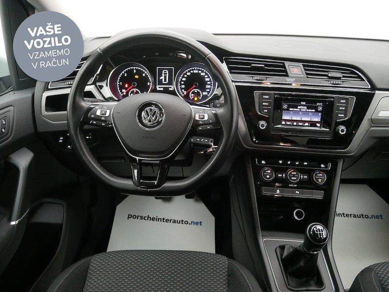 Volkswagen Touran 1.6 TDI BMT Comfortline - SLOVENSKO VOZILO14
