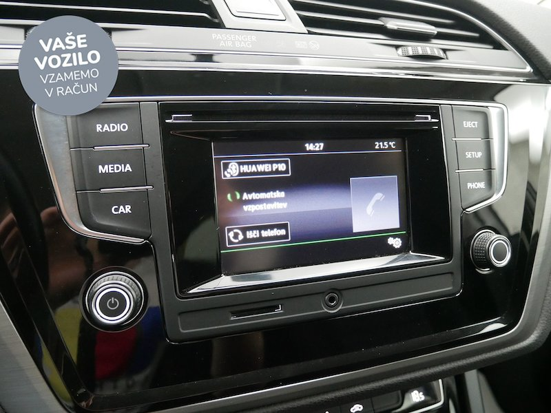 Volkswagen Touran 1.6 TDI BMT Comfortline - SLOVENSKO VOZILO16