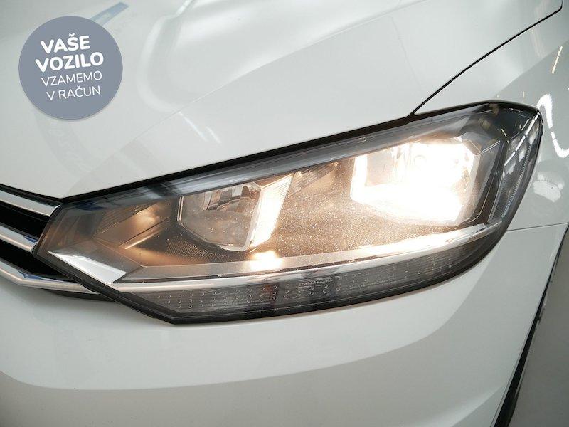 Volkswagen Touran 1.6 TDI BMT Comfortline - SLOVENSKO VOZILO19