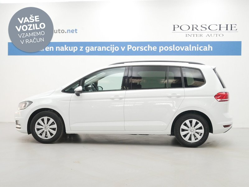 Volkswagen Touran 1.6 TDI BMT Comfortline - SLOVENSKO VOZILO4