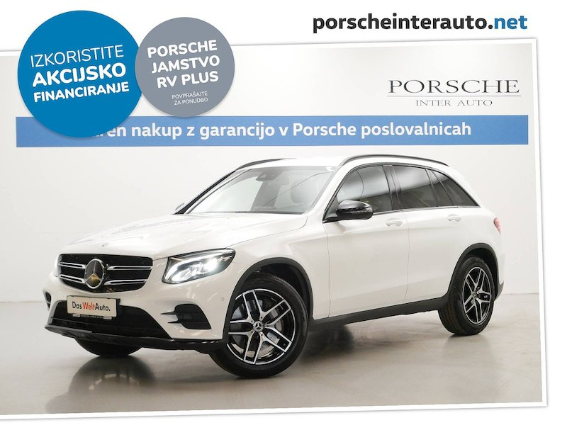 Mercedes-Benz GLC-Razred GLC 250 d 4MATIC AMG Line Avt.