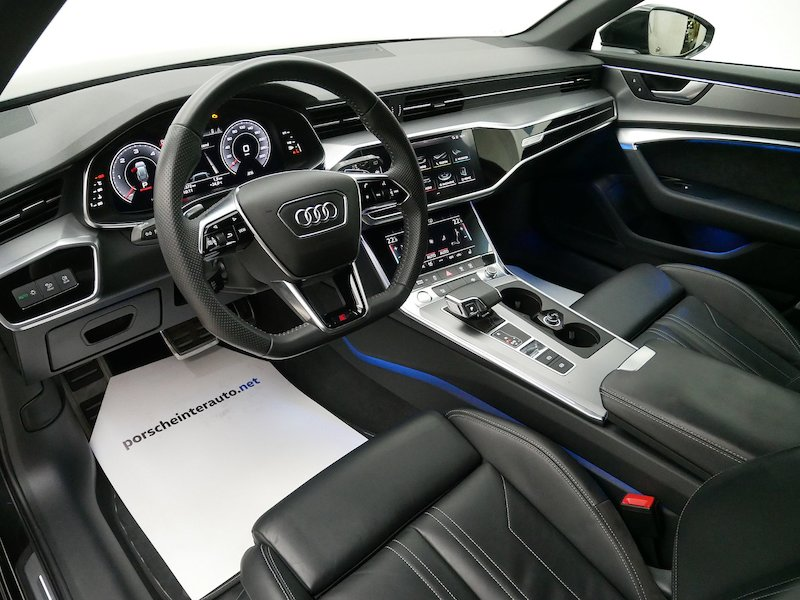Audi A6 Avant 40 TDI Black Edition Sport S tronic11