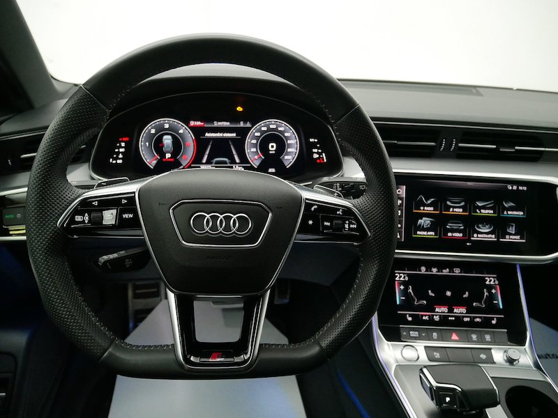 Audi A6 Avant 40 TDI Black Edition Sport S tronic14