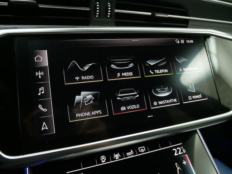 Audi A6 Avant 40 TDI Black Edition Sport S tronic16