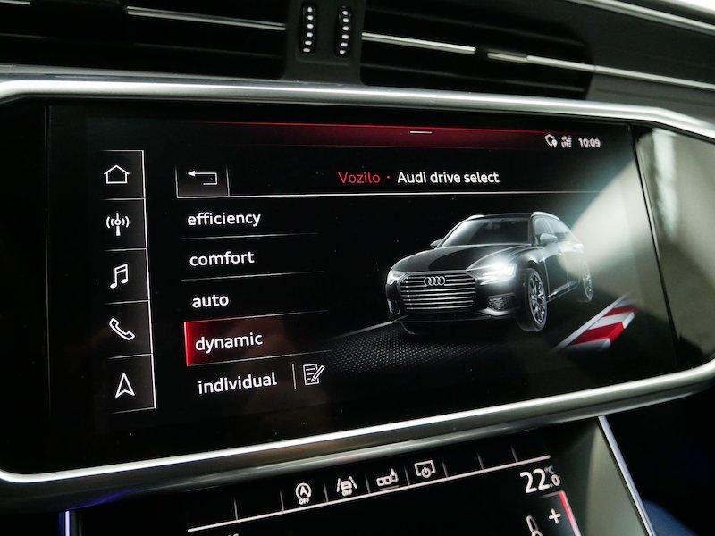 Audi A6 Avant 40 TDI Black Edition Sport S tronic17