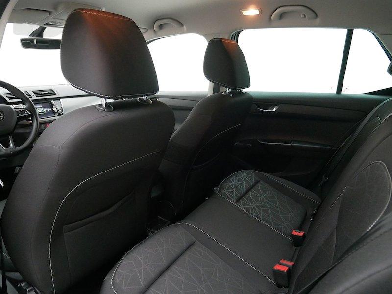 Škoda Fabia 1.4 TDI Ambition12
