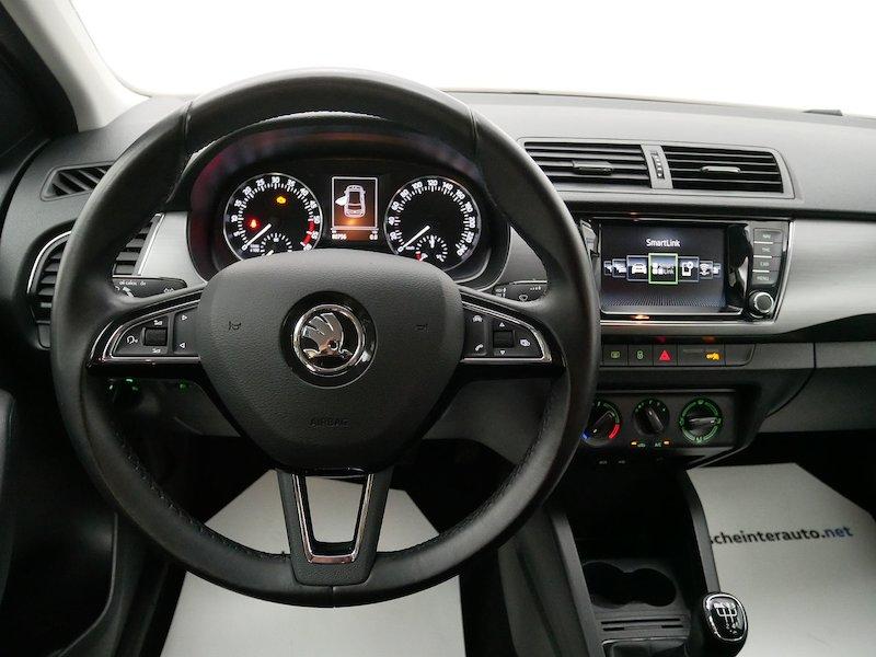 Škoda Fabia 1.4 TDI Ambition14