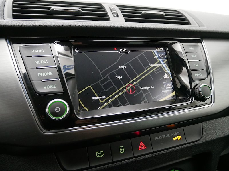 Škoda Fabia 1.4 TDI Ambition16