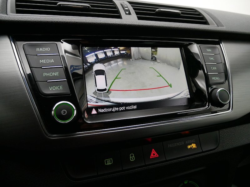 Škoda Fabia 1.4 TDI Ambition17