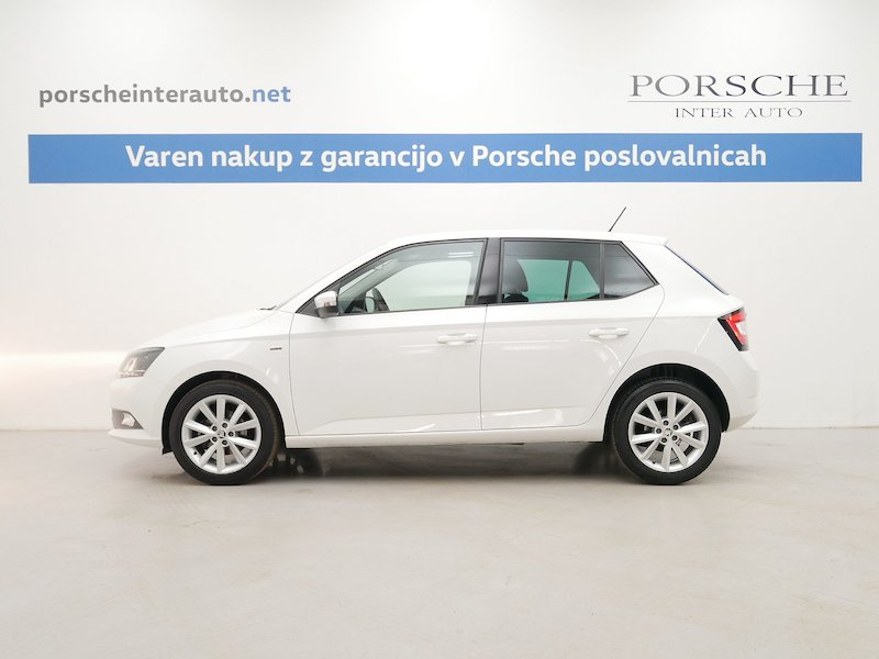 Škoda Fabia 1.4 TDI Ambition4