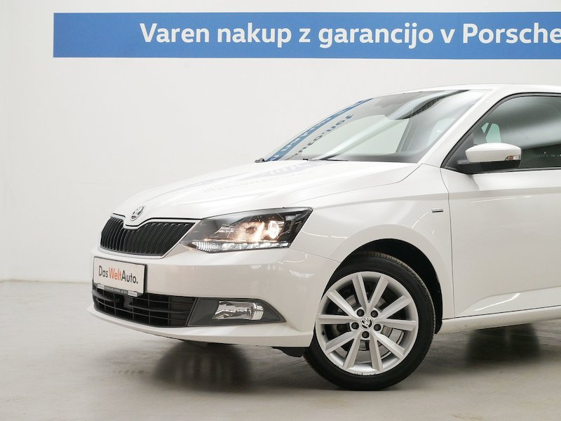 Škoda Fabia 1.4 TDI Ambition6