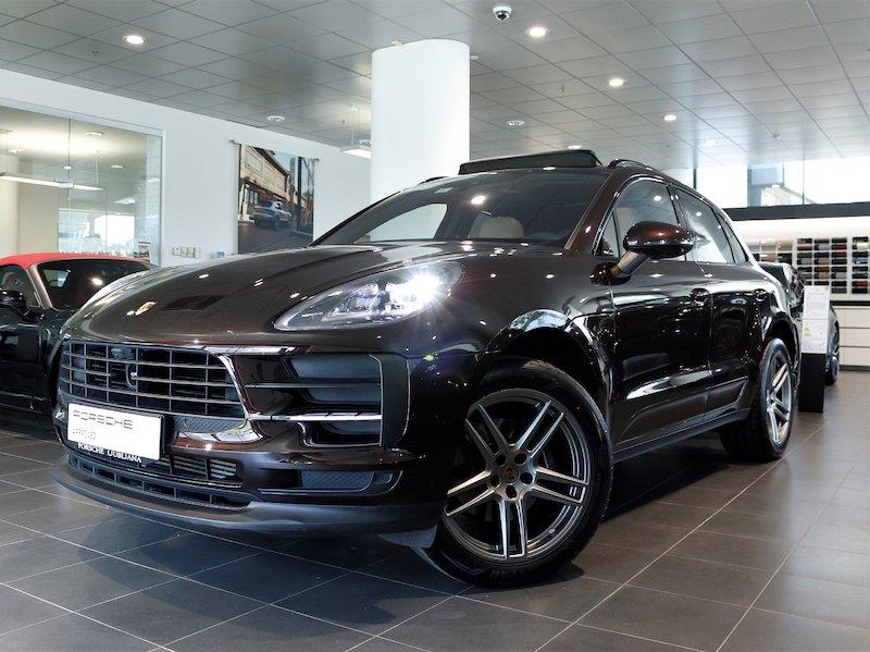 Porsche Macan PDK SLOVENSKO VOZILO