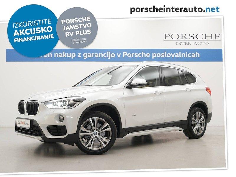 BMW serija X1 xDrive18d Sport Line - SLOVENSKO VOZILO