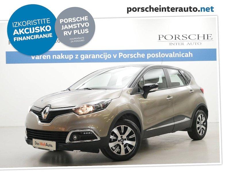 Renault Captur dCi 90 Energy Authentique Start Stop