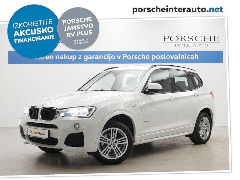 BMW serija X3 xDrive 20d M Sport - SLOVENSKO VOZILO