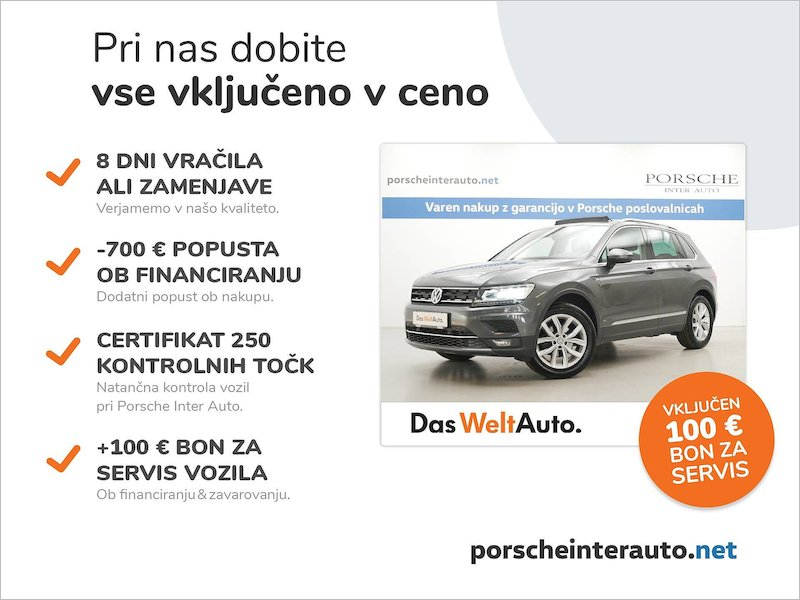 Volkswagen Tiguan 2.0 TDI BMT Highline2