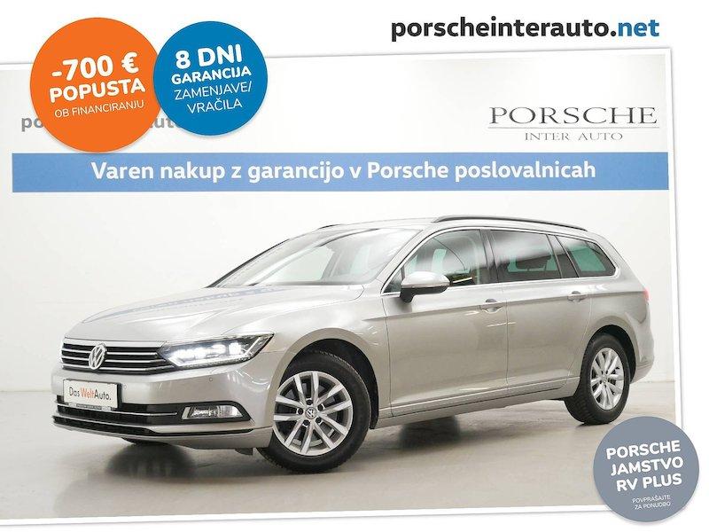 Volkswagen Passat Variant 2.0 TDI BMT Comfortline - SLOVENSKO VOZILO1