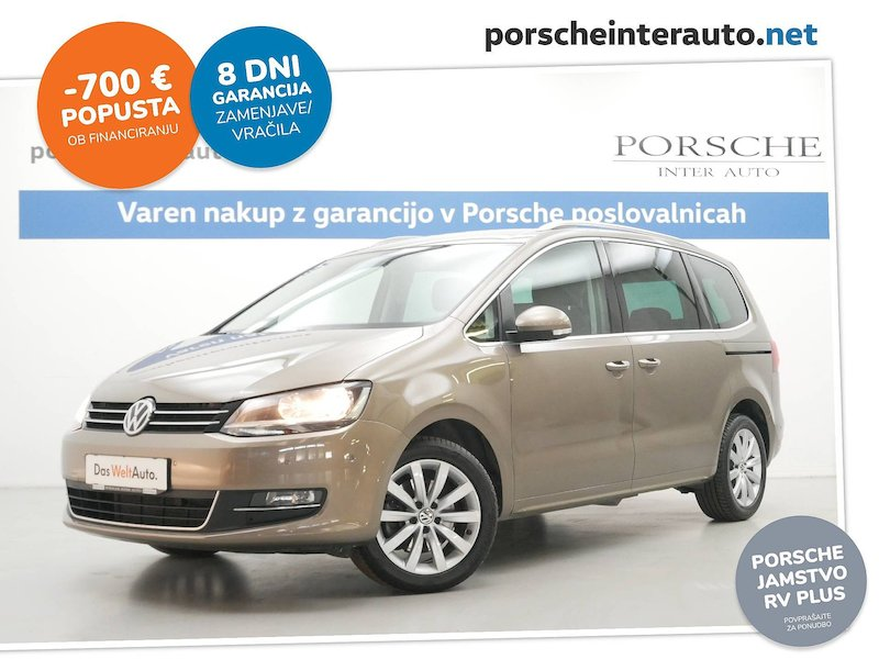 Volkswagen Sharan 2.0 TDI BMT SCR Highline - SLOVENSKO VOZILO1