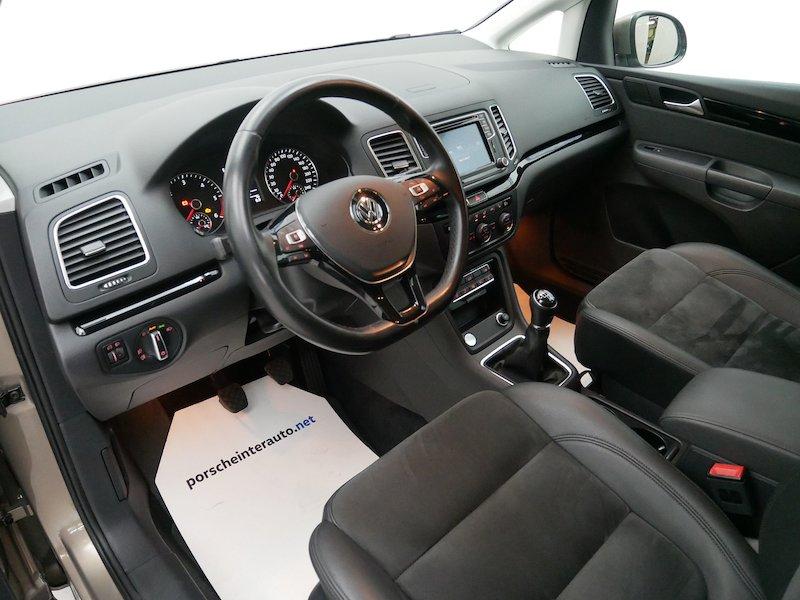 Volkswagen Sharan 2.0 TDI BMT SCR Highline - SLOVENSKO VOZILO11