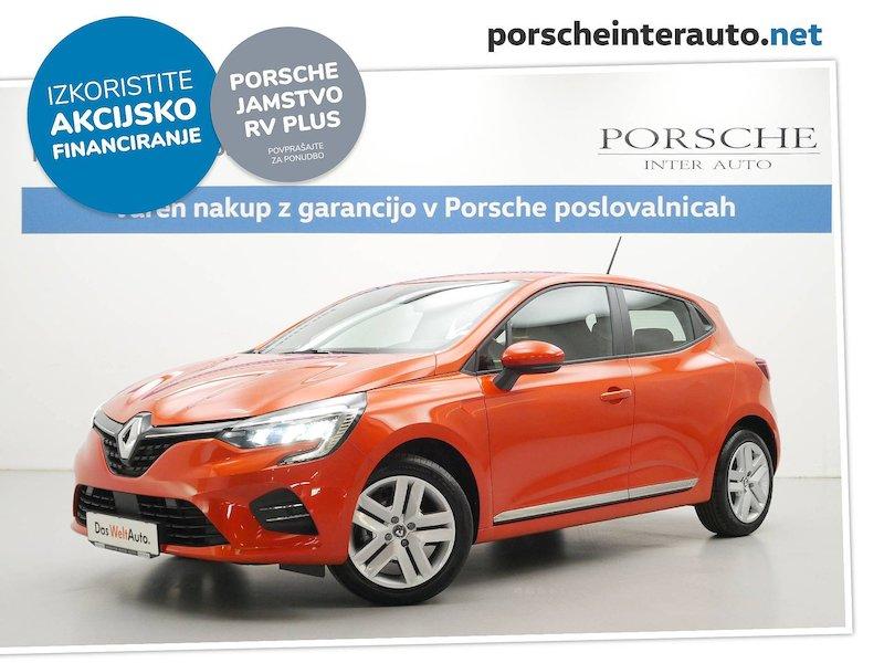 Renault Clio TCe 100 Zen - SLOVENSKO VOZILO