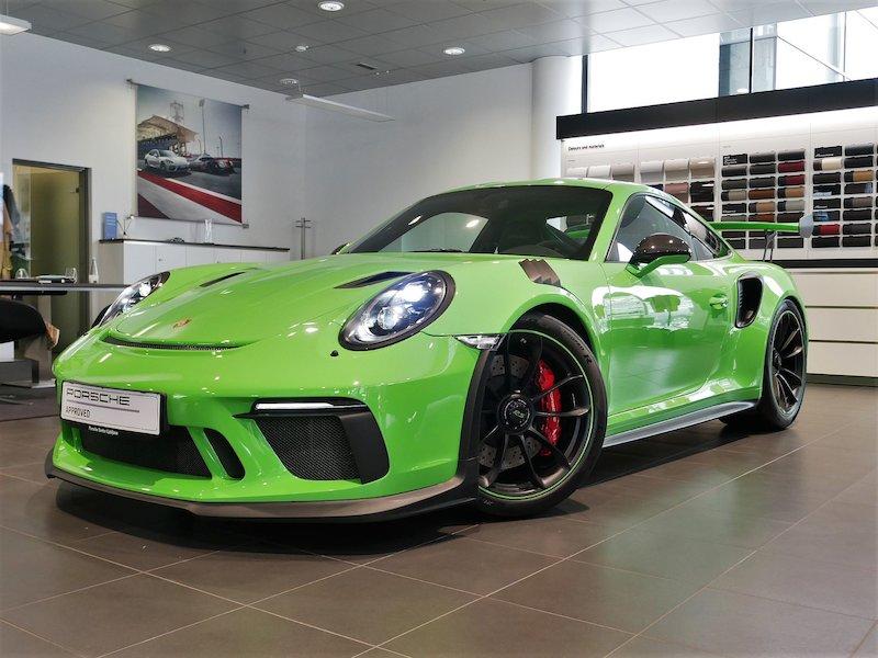 Porsche 911 GT3 RS PDK1
