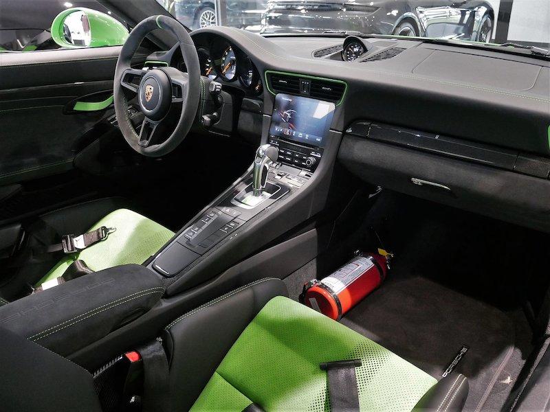 Porsche 911 GT3 RS PDK12