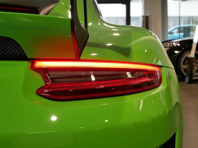 Porsche 911 GT3 RS PDK18