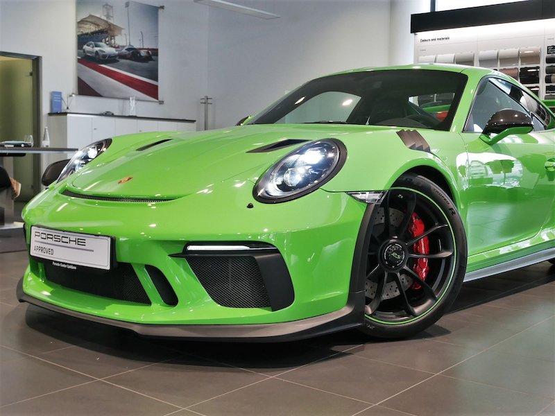 Porsche 911 GT3 RS PDK3
