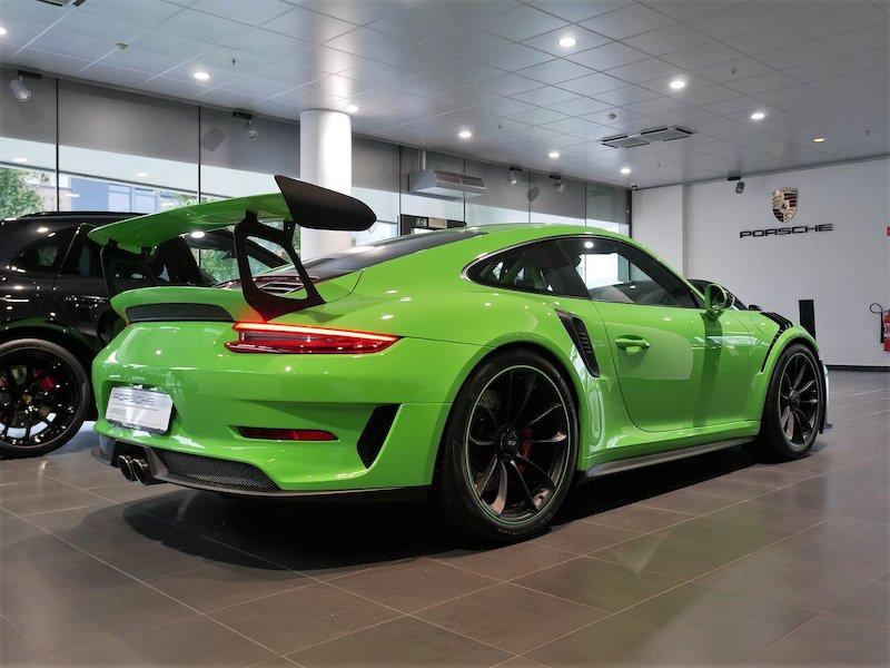 Porsche 911 GT3 RS PDK4