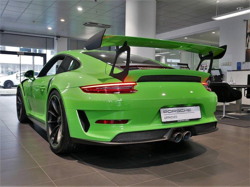 Porsche 911 GT3 RS PDK5