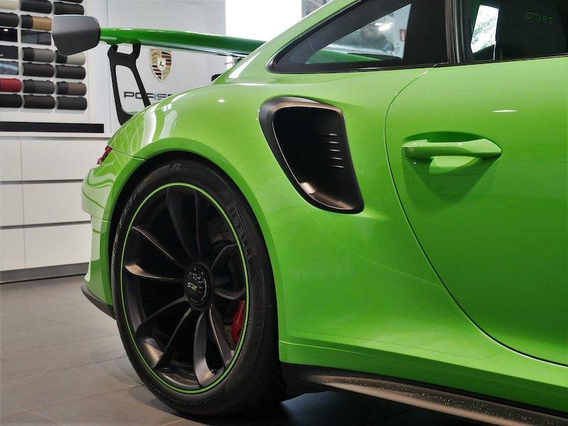 Porsche 911 GT3 RS PDK6